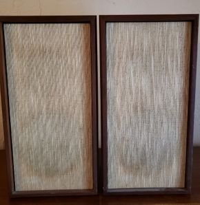 Lot 012 Pair of KLH Speakers PICK UP IN EAST ELMHURST ON AUG 19TH