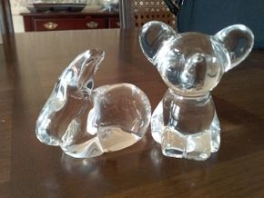 Lot 017 Pair of Daumn Hand Coolers including Koala and Rabbit PICK UP IN ROCKVILLE CENTRE