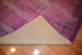 Lot 012 DECORATIVE AREA RUG 8.4 X 9.10 PICK UP IN PORT WASHINGTON