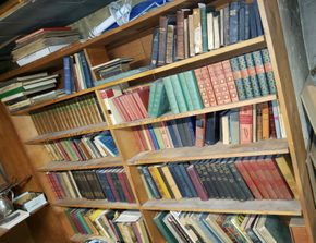 Lot 022 Extra Large Lot of Books Includes some 1st Edition/Sets PICK UP IN MINEOLA,NY