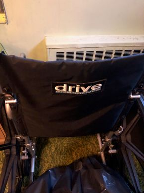Lot 023 PU Lot of Durable Medical Goods including Canes, WheelChair, Scooter PICK UP IN GARDEN CITY