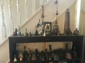 Lot 027 Lot Of Antique Bells PICK UP IN LYNBROOK