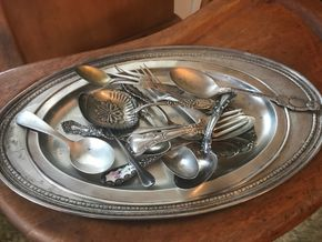 Lot 012 Lot Of Sterling Silver Pieces PICK UP IN LYNBROOK