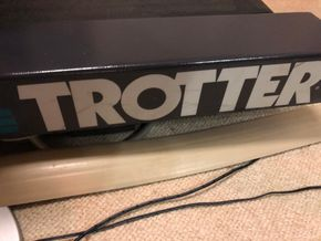 Lot 012 Trotter 535 Treadmill PICK UP IN GARDEN CITY