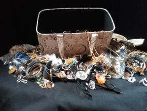 Lot 054 Large Lot Of Costume Jewelry PICK UP IN NORTH BABYLON