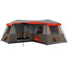 Lot 019 3 Room Tent 16x16 in Box, including Sleeping Bag