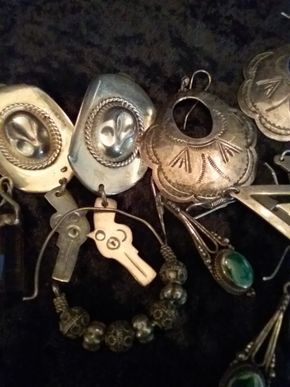 Lot 003 Lot Of Assorted Sterling Silver PICK UP IN FLORAL PARK