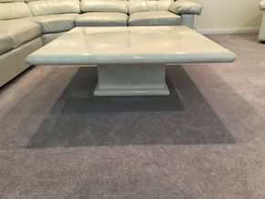 Lot 044 Laminate Coffee Table. 14H X 41.5. PICKUP IN LAKE GROVE.