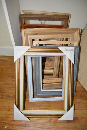 Lot 009 Delivery Lot of Picture Frames PICK UP IN MINEOLA, NEW YORK