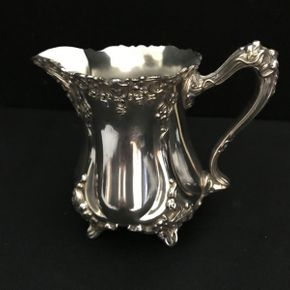 Lot 108 Sterling Silver Creamer  ITEM CAN BE PICKED UP IN WEST HEMPSTEAD