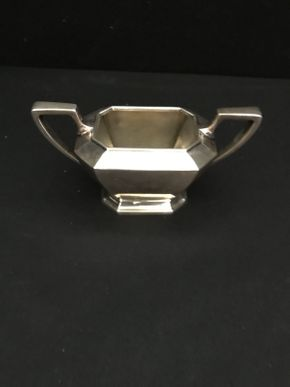 Lot 117 Gorham Sterling Silver Sugar Bowl ITEM CAN BE PICKED UP IN WEST HEMPSTEAD