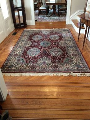 Lot 053 Rug 6 X 9 ITEMS CAN BE PICKED UP IN GARDEN CITY