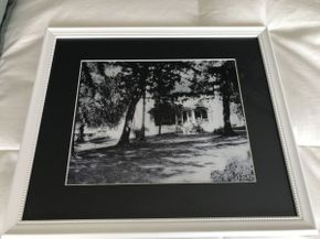 Lot 073 Photograph Framed by Sunflower Galleries ITEM CAN BE PICKED UP IN GARDEN CITY