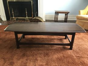 Lot 006 Mid Century Coffee Table   ITEM CAN BE PICKED UP IN GARDEN CITY