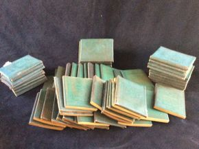 Lot 024 Lot of Vintage Little Leather Library Books ITEMS TO BE PICKED UP IN WEST HEMPSTEAD