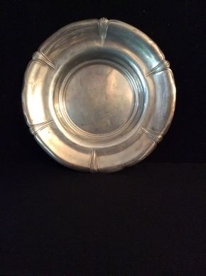 Lot 006 International Sterling Bowl 11.5in   ITEMS CAN BE PICKED UP IN RVC