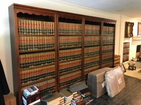 Lot 022 Extra Large Lot Of Law Books. New York Supplement 2D Series Court of Appeals, Appellate Division, And Miscellaneous Courts.  151-635 PICK UP IN GARDEN CITY