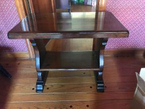 Lot 015 Pine End Table 22H x 17W x 29 L PICK UP IN EAST MEADOW