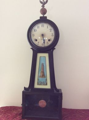 Lot 025 Banjo Sessions Wall Clock ITEM CAN BE PICKED UP IN ROCKVILLE CENTRE