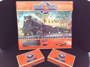 Lot 078 Lionel Delaware and Hudson Train Set  ITEM CAN BE PICKED UP IN ROCKVILLE CENTRE
