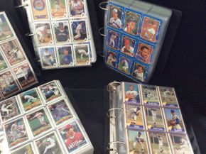 Lot 081 Lot of 5 Baseball Cards 1991, 1997 Topps, Team Logos Halograms  in Books I TEM CAN BE PICKED UP IN ROCKVILLE CENTRE