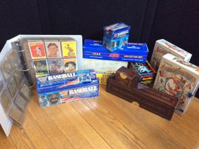 Lot 098 Lot of Baseball Cards 1970-1980 ITEM CAN BE PICKED UP IN ROCKVILLE CENTRE