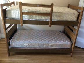Lot 074 Bunk Beds  ITEM CAN BE PICKED UP IN ROCKVILLE CENTRE