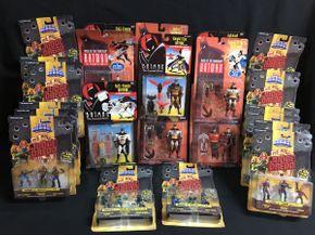 Lot 064 Batman Animated Series Mega Heros Judge Dread