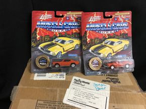 Lot 067 Johnny Lightning Muscle Cars