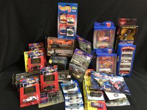 Lot 070 Lot Of Diecast Cars