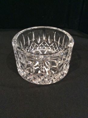 Lot 030 Waterford Crystal Decanter   ITEM CAN BE PICKED UP IN GARDEN CITY