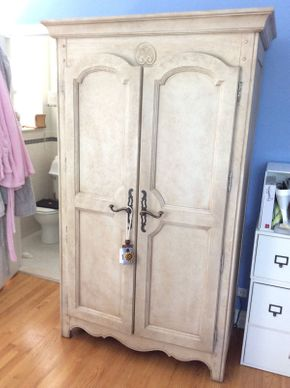 Lot 057 Bernhardt Armoire   ITEM CAN BE PICKED UP IN GARDEN CITY