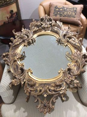 Lot 013 Rashchella Collection Mirror    ITEM CAN BE PICKED UP IN GREAT NECK