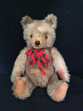 Lot 008 Steiff Bear with Broken Growler   ITEM CAN BE PICKED UP IN GLEN HEAD