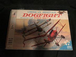 Lot 065 Milton Bradley American Heritage Dogfight