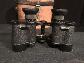 Lot 003 Zeiss Jena Binoculars
