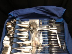 Lot 016 Lot of Summ Stainless Steel Flatware
