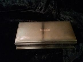 Lot 026 Gorham Sterling Silver Desk Box 8 x 4 PICK UP IN MANHASSET