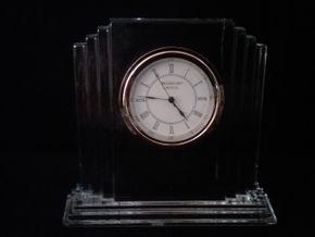 Lot 048 Waterford Metropolitan Clock 6H x 6.5L  PICK UP IN N BALDWIN