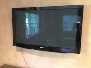 Lot 012 50 Inch Panasonic TV PICK UP IN CENTERPORT