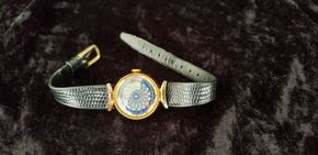 Lot 013 Pick Up Ernest Borel Lady's Gold-Filled Kaleidoscope Wristwatch PICK UP IN GARDEN CITY