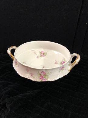 Lot 169 Theo Haviland Limoges Vegetable Bowl