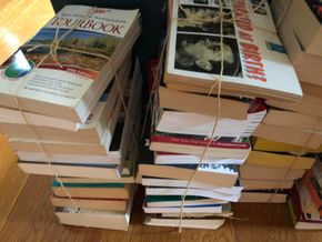 Lot 004 Large Lot of Assorted Books PICK UP IN GARDEN CITY