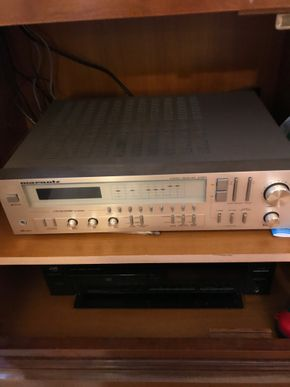 Lot 019 Marantz Stereo Receiver PICK UP IN MANHASSET