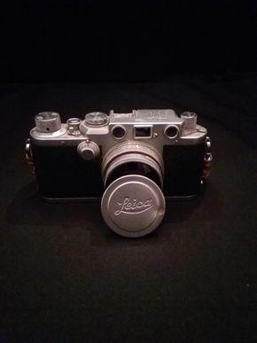 Lot 019 Leica DRP Ernst Leitz Wetzlar Camera PICK UP IN FLORAL PARK