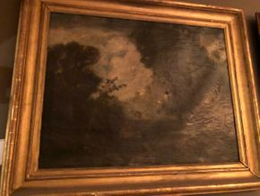 Lot 150 Barbizon School Landscape-Unsigned and Restored 20Hx26W