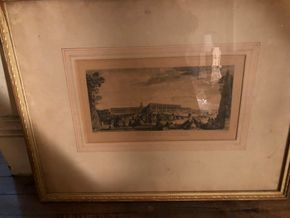 Lot 018 Lot of Antique Framed Prints