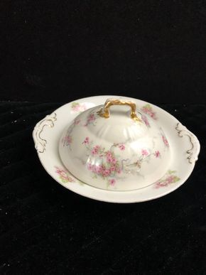 Lot 177 Limoges Butter Dish