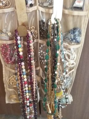 Lot 008 Lot Of Costume Jewelry PICK UP IN GLEN COVE