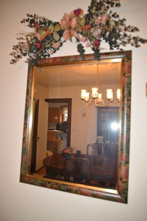 Lot 032 Mirror 31.5H x 25.5W PICK UP IN ROCKVILLE CENTRE, NY